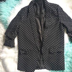 Jackets & Blazers - Dotted Blazer